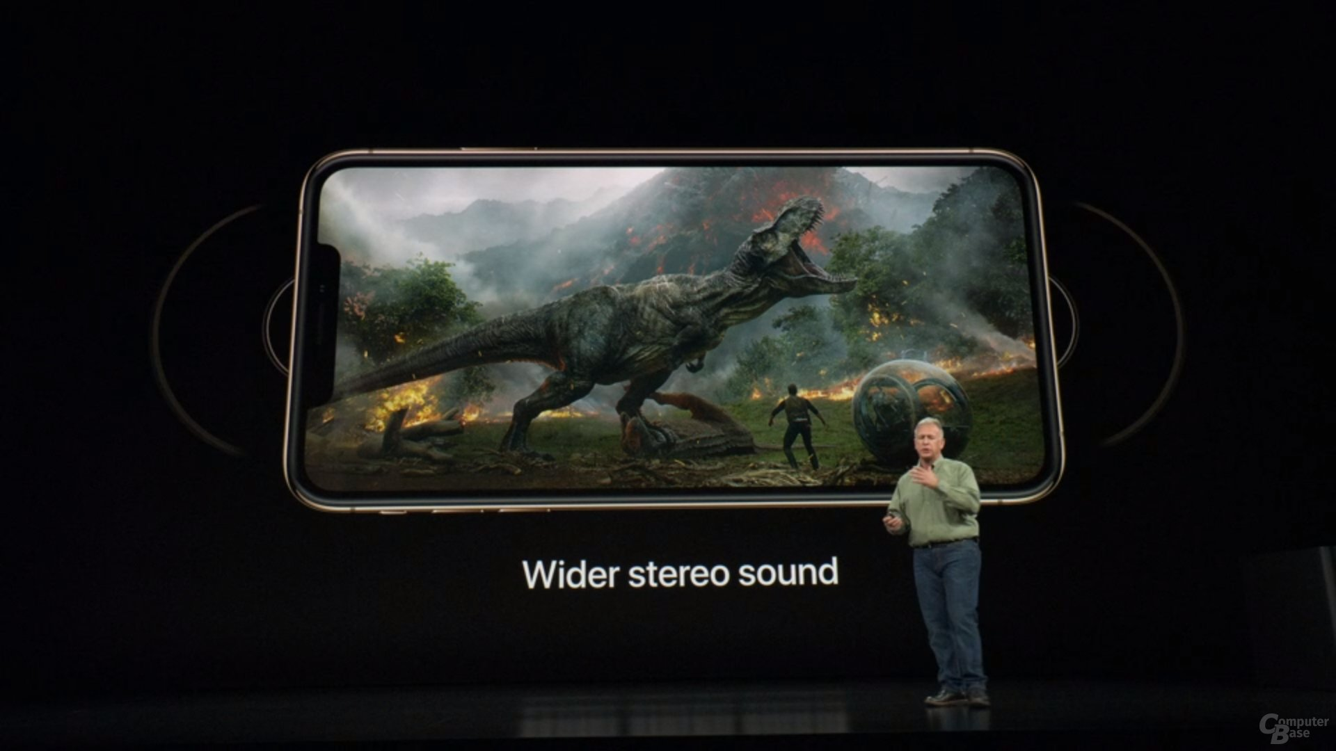 Apple iPhone Xs & Xs Max – Bessere Lautsprecher