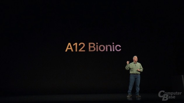 Apple iPhone Xs & Xs Max – A12 Bionic