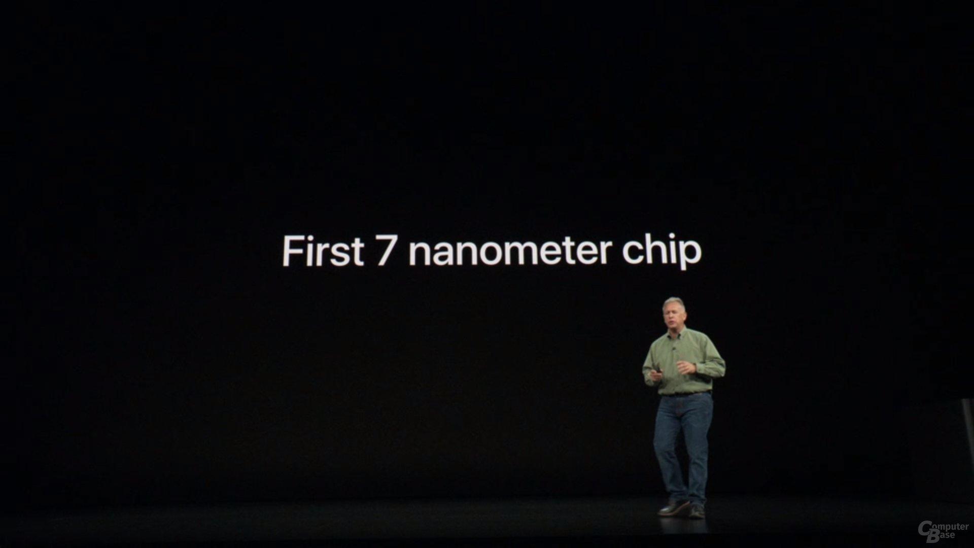 Apple iPhone Xs & Xs Max – Erstes SoC in 7 nm