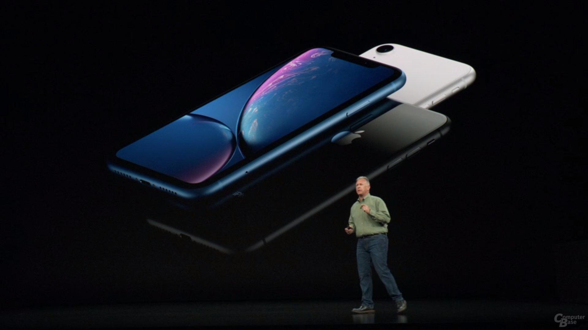 Apple iPhone Xr – Neue bunte Farben