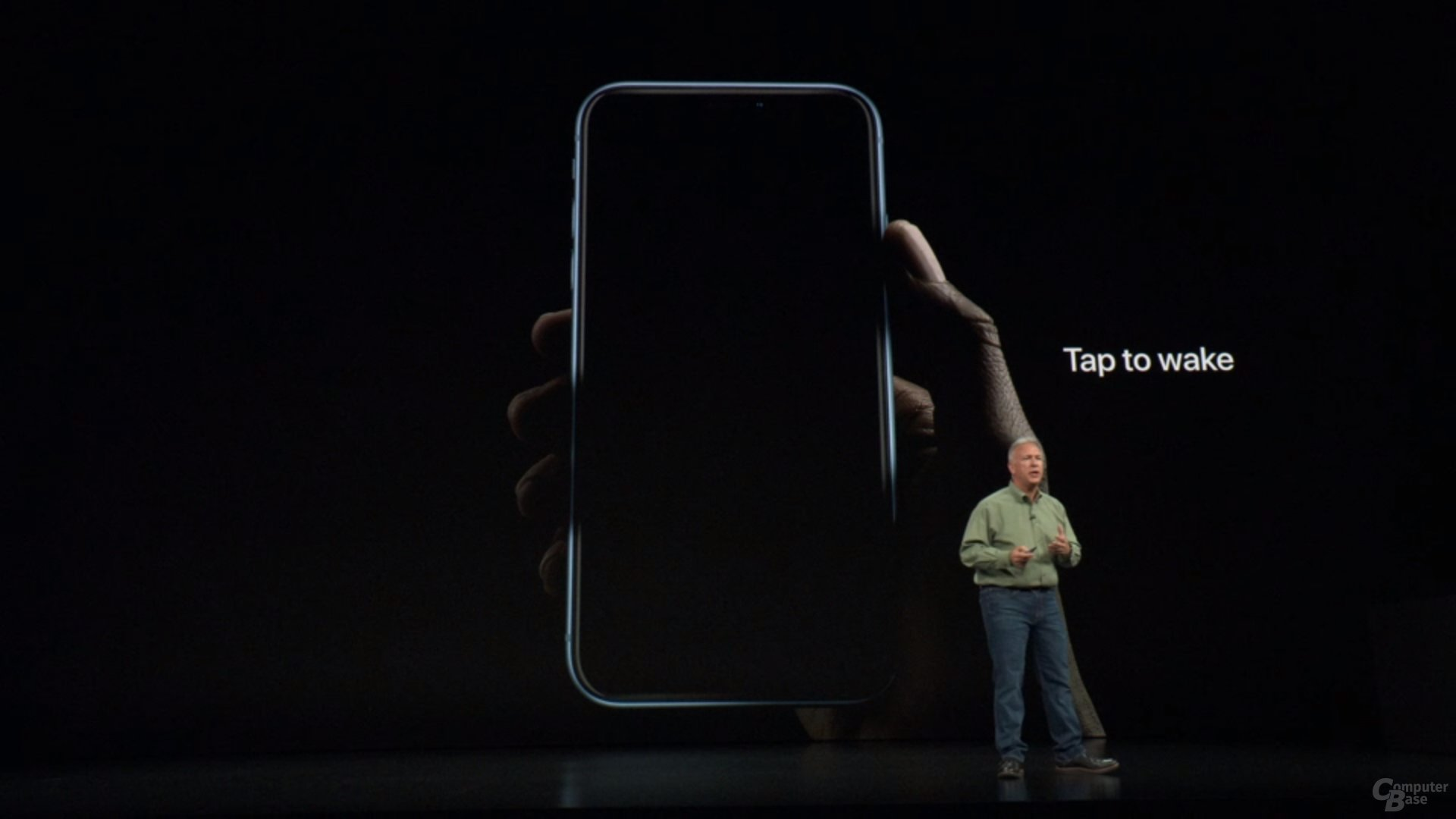 Apple iPhone Xr – Tap to Wake