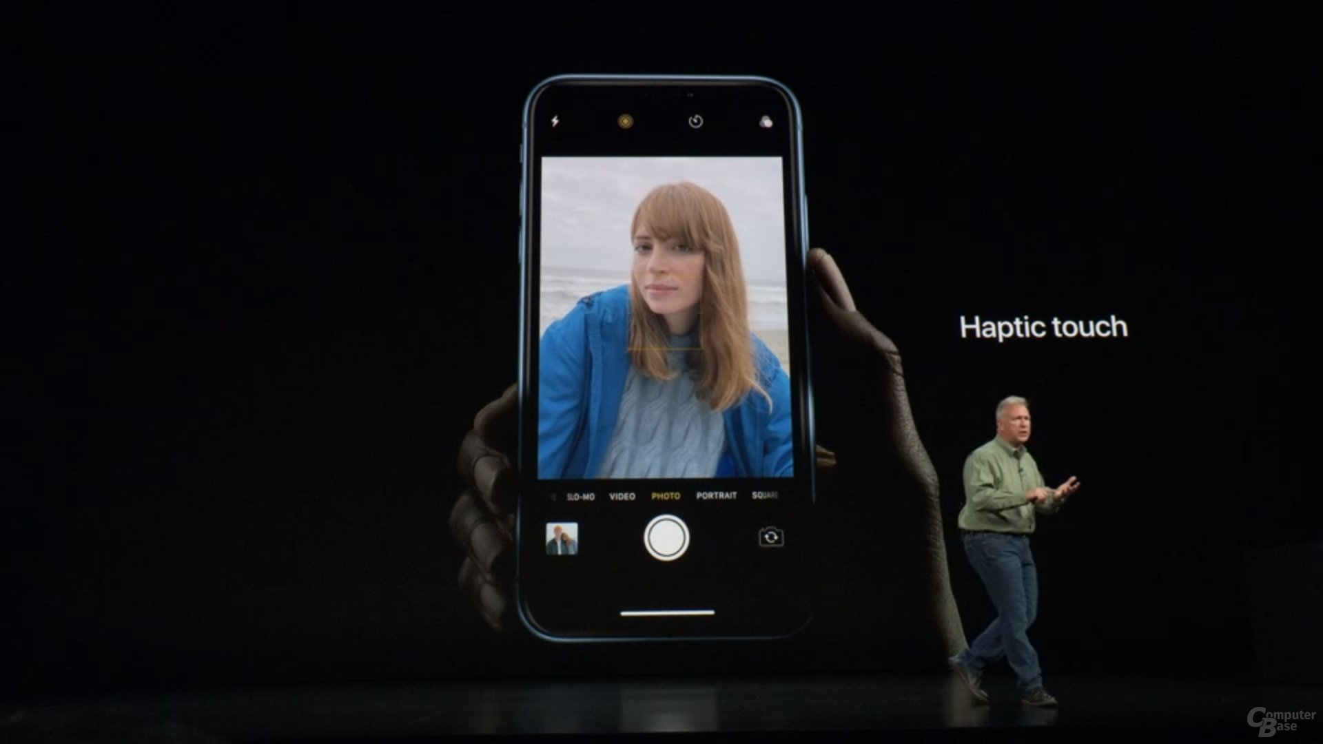Apple iPhone Xr – Haptic Touch statt 3D Touch