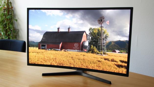 Samsung C32HG70 im Test: Tolle Farben mit 144 Hz, FreeSync 2 & DisplayHDR 600