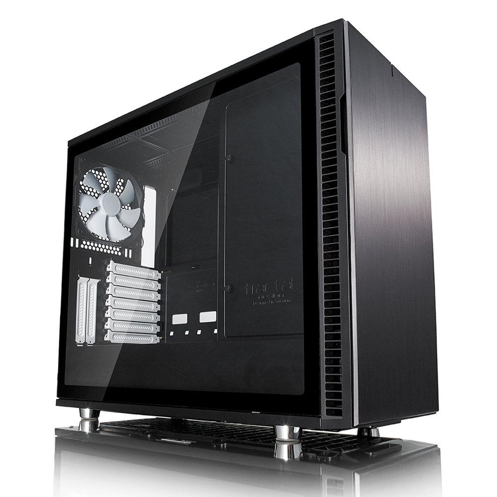 Das neue Fractal Design Define R6c mit USB Typ C