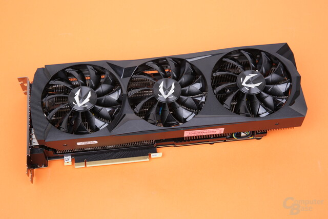 Zotac GeForce RTX 2080 AMP!
