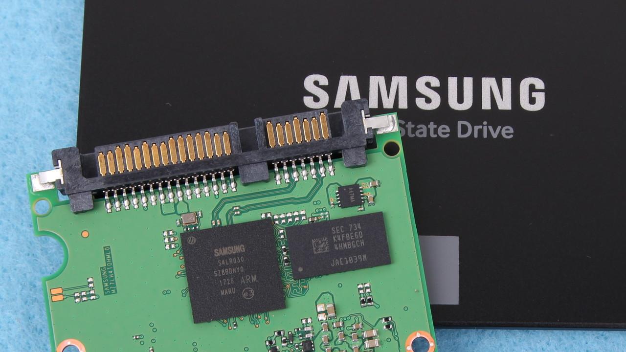 Samsung SSD 860 Evo: B2B-Version ohne Retail-Verpackung mit Sparpotenzial