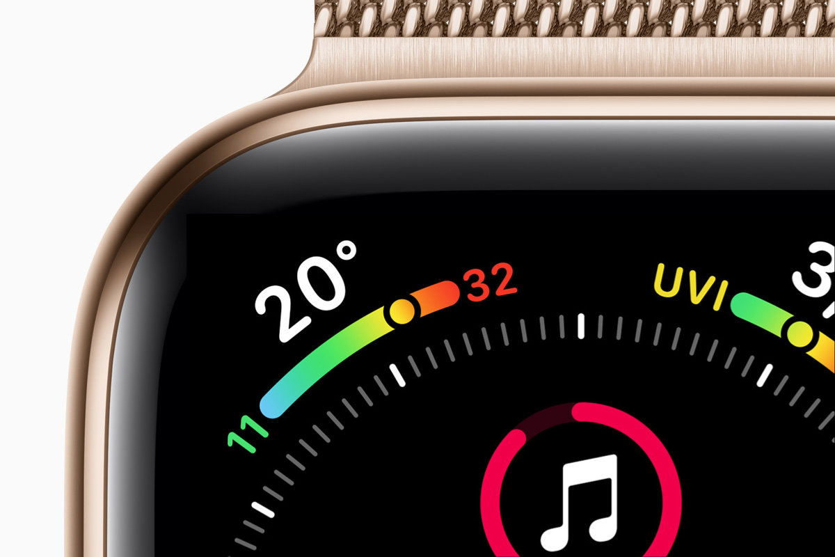 Apple Watch Series 4 kommt mit LTPO-OLED und immer mit Netzteil