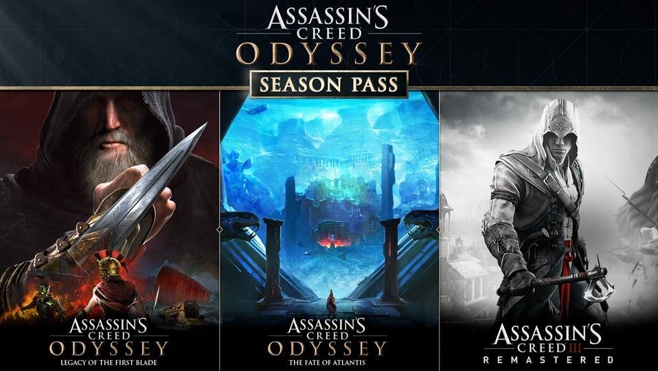 Assassin's Creed Odyssey: Ubisoft stellt Season-Pass- und kostenfreie Inhalte vor