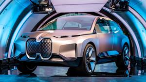 BMW Vision iNEXT: So sieht BMWs autonome Zukunft aus