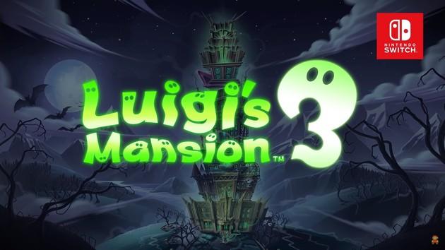 Nintendo Switch: Debüt von Animal Crossing und Luigi's Mansion