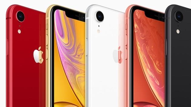 iPhone Xr: Apple soll pro Tag 300.000 Smartphones produzieren