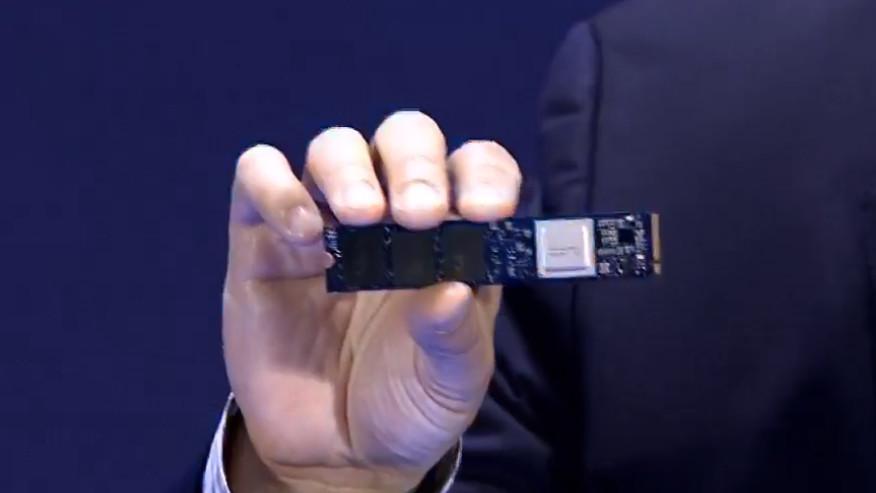 Intel Optane SSD 905P: M.2-Version kommt Ende Oktober mit Verspätung