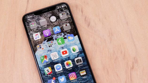 Apple iPhone Xs Max im Test: Maximum Telephonum