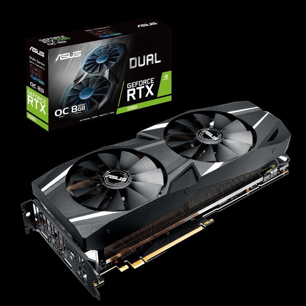 Asus Dual GeForce RTX 2080 (A/OC)