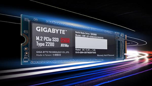 M.2 PCIe SSD: Gigabytes NVMe-Debüt hat keinen DRAM-Cache