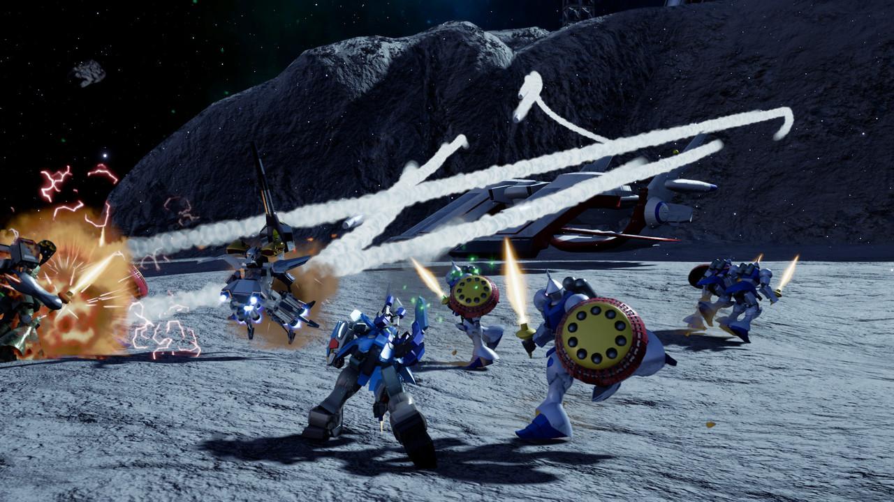 New Gundam Breaker: Steam-Version ab 25. September erhältlich