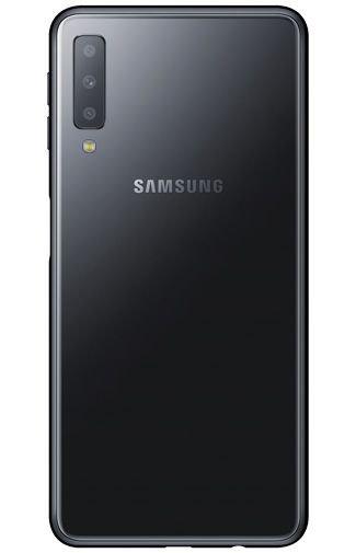 Das Samsung Galaxy A7 mit Triple-Kamera