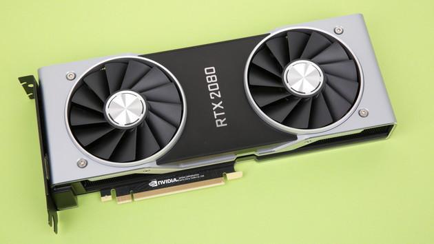 Nvidia: Erste GeForce RTX 2080 erreichen ihre Käufer