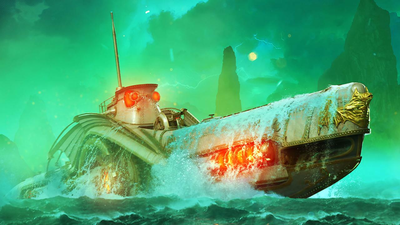 World of Warships: Wargamings Seeschlachten-MMO soll U-Boote erhalten