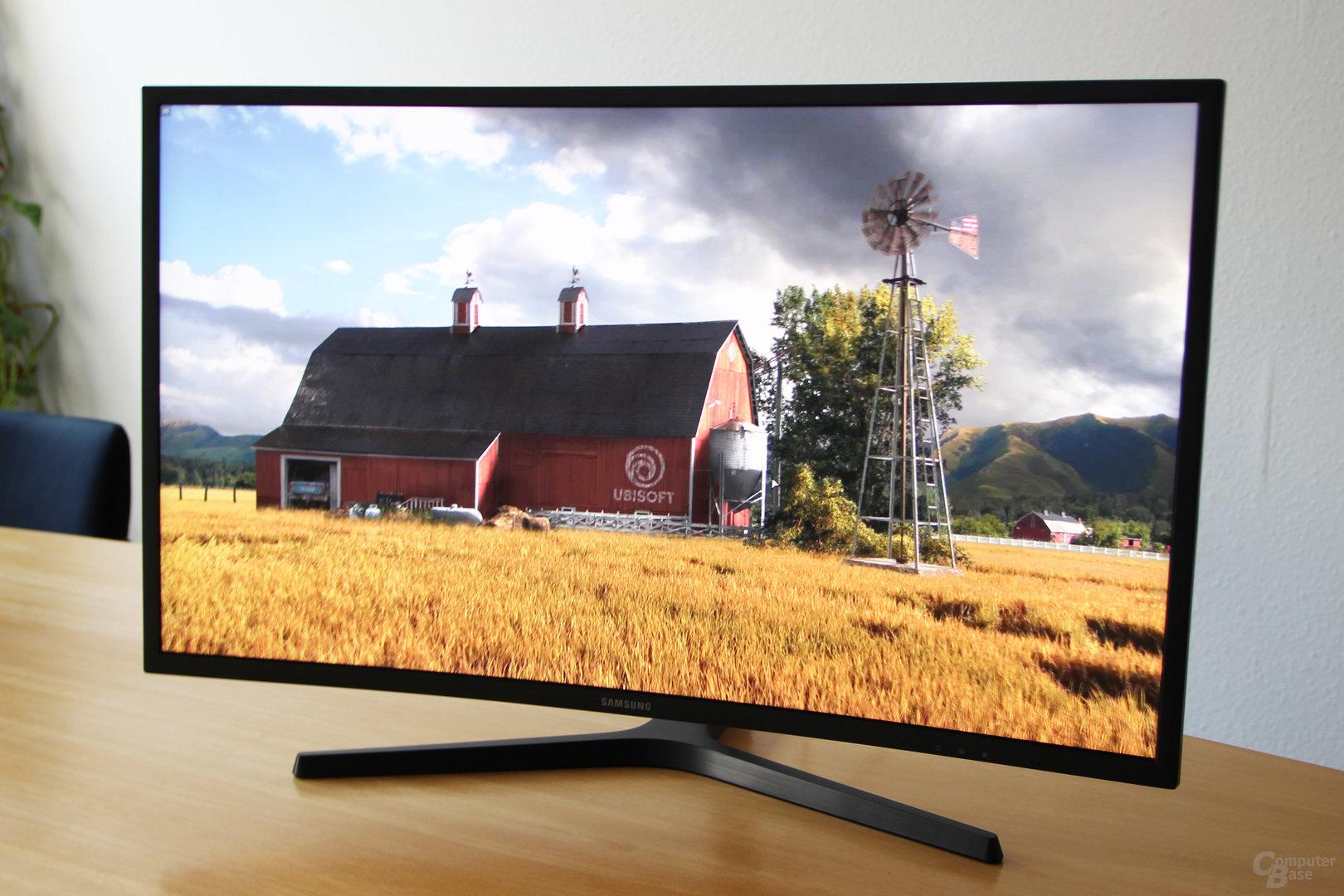 Samsung C32HG70 – Far Cry 5 mit HDR