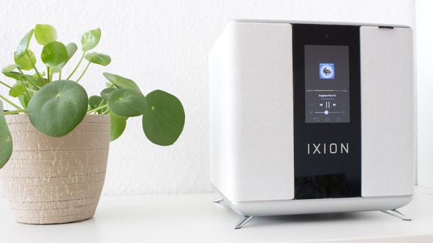 Maestro und Solo:2 im Test: Ixion setzt für Multiroom-Hi-Fi auf das Stromkabel statt Funk