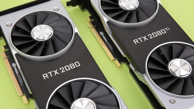 GeForce 411.63: Nvidias öffentlicher Treiber für die GeForce RTX 2080 (Ti)