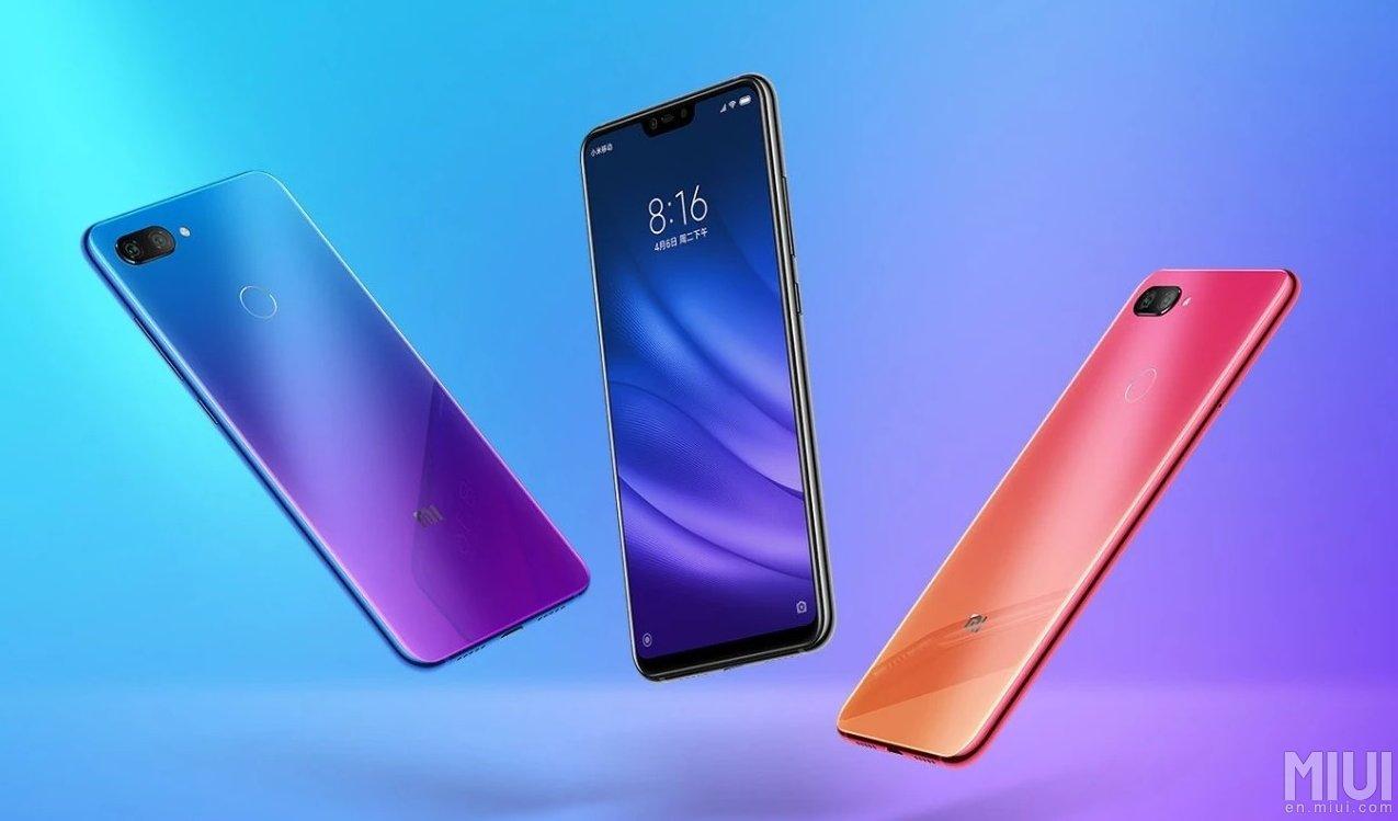 Xiaomi Mi 8 Pro und Mi 8 Lite