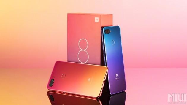 Xiaomi Mi 8 Pro: Fingerabdrucksensor im Display und Snapdragon 845