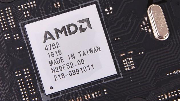 AMD-Mainboard: Neue Chipsätze von A420 bis Z490 und X499