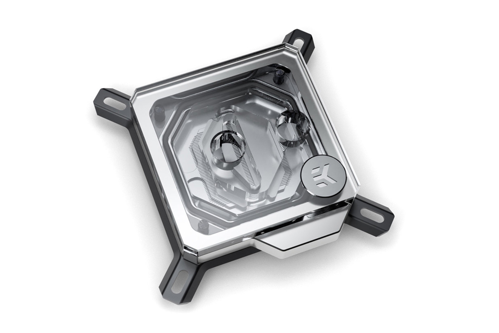 EK Water Blocks Velocity Nickel + Plexi: Intel-Version