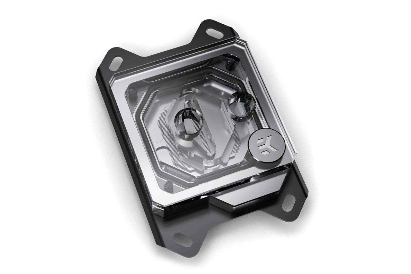 EK Water Blocks Velocity Nickel + Plexi: AMD-Version