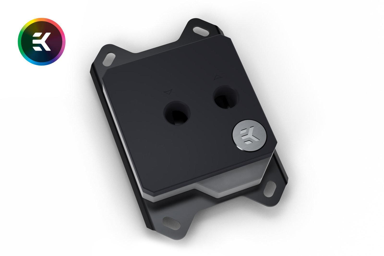 EK Water Blocks Velocity RGB Nickel + Acetal: AMD-Version