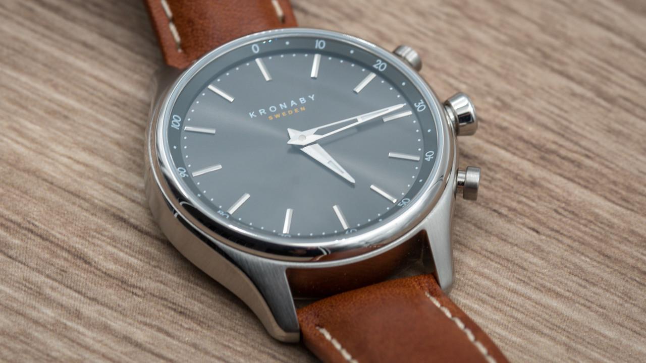 Kronaby Sekel im Test: Ausgezeichnete Hybrid‑Smartwatch