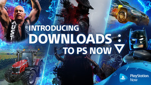 PlayStation Now: Offline spielen statt streamen auf der PlayStation 4