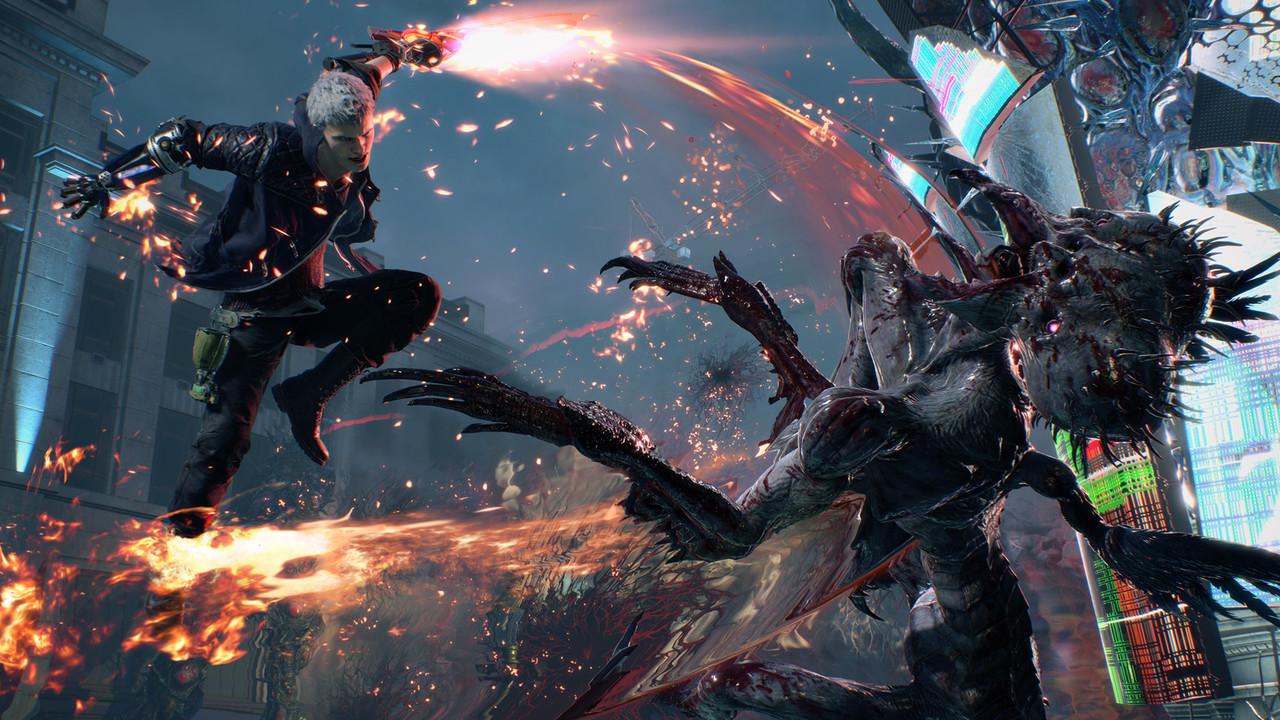 Systemanforderungen: Devil May Cry 5 will 8 Threads und 8 Gigabyte