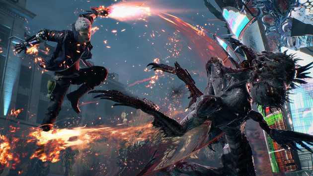 Systemanforderungen: Devil May Cry 5 will 8 Threads und 8 Gigabyte