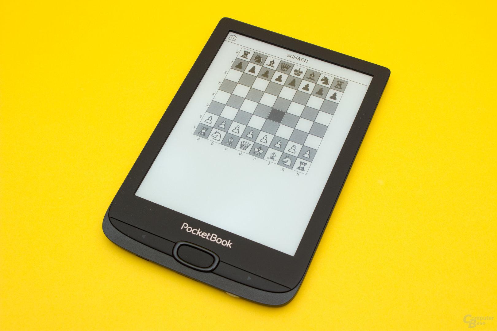 Schach auf dem PocketBook Basic Lux 2