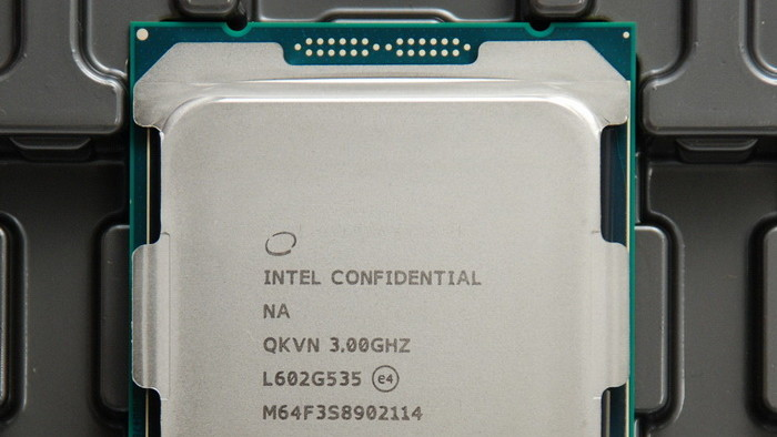 Intel: Microcode über Windows 10 sperrt OC auf Broadwell-E
