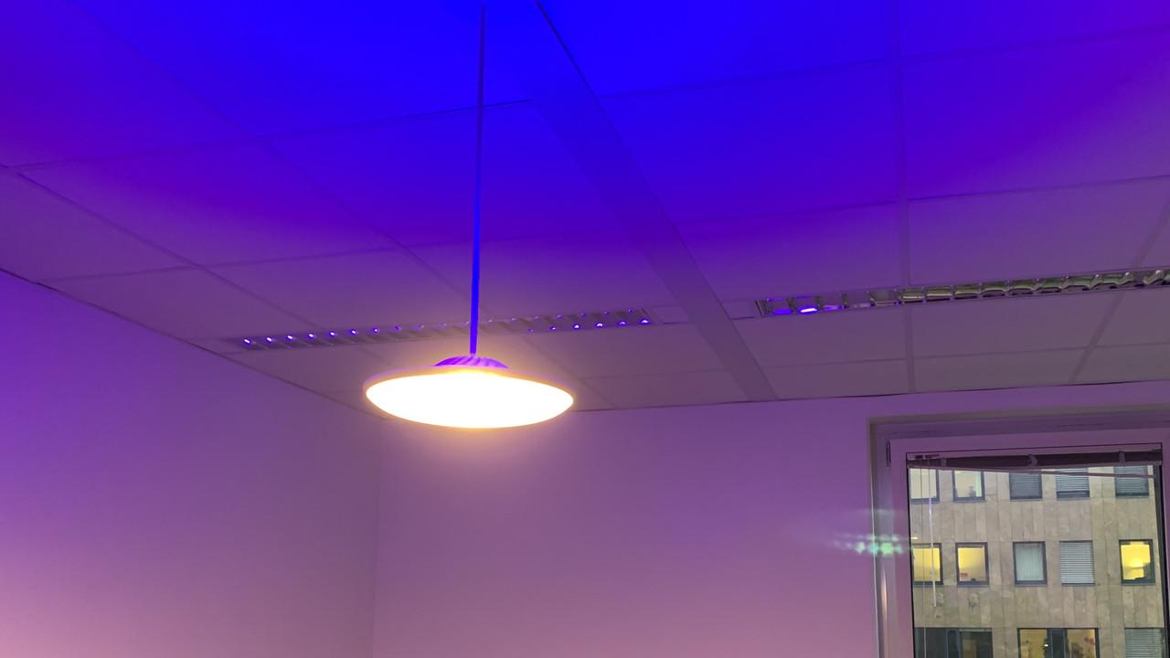Luke Roberts Model F im Test: 330 LEDs machen das Smart Home farbig