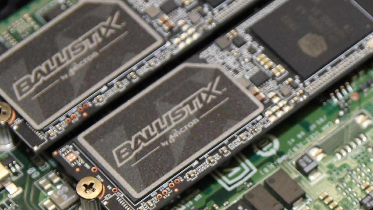 NVMe-SSDs für Verbraucher: Micron will bald den nächsten Anlauf wagen