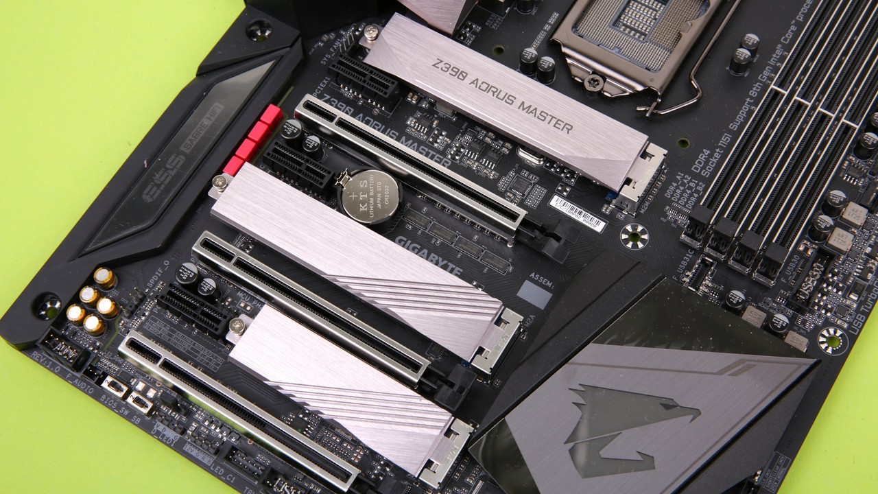 Z390-Mainboards im Test: Platinen von Asus & Gigabyte zu Intels 8-Kern-CPUs