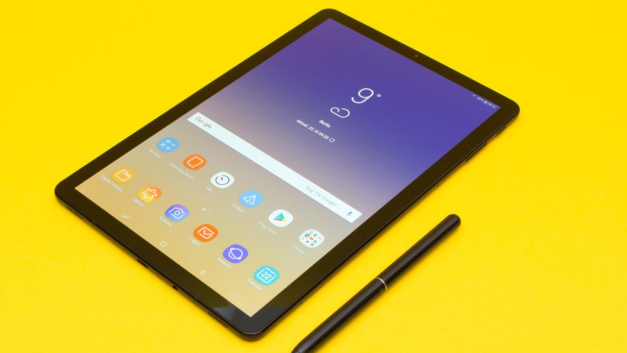 Galaxy Tab S4 im Test: Samsungs bestes Tablet ist zu teuer