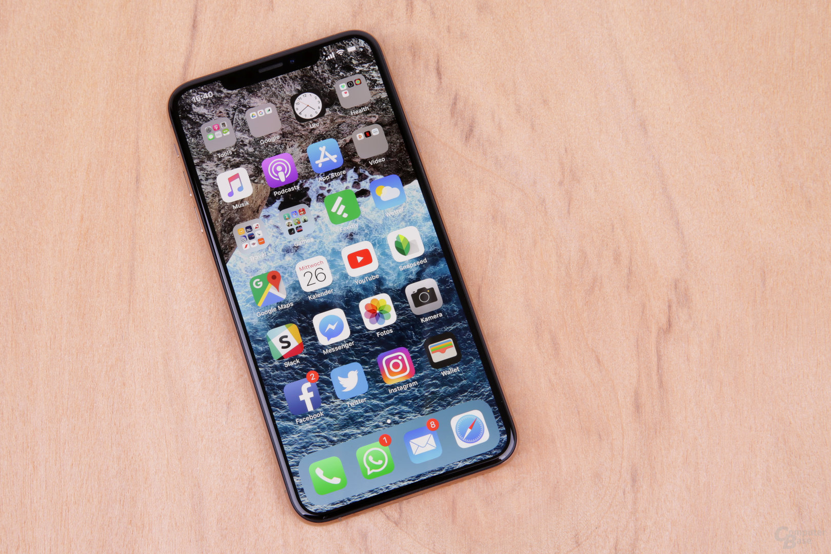 Apple iPhone Xs Max im Test