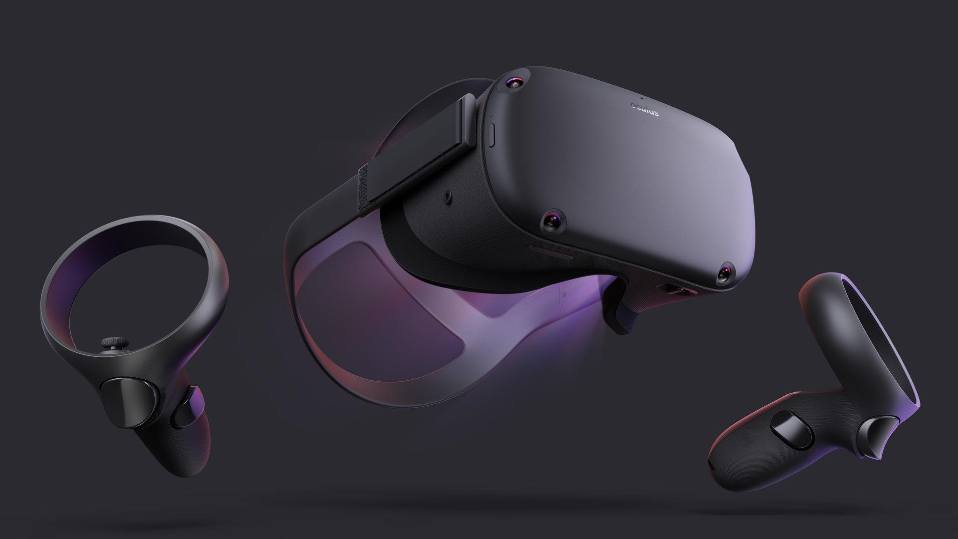 Oculus Quest – Front