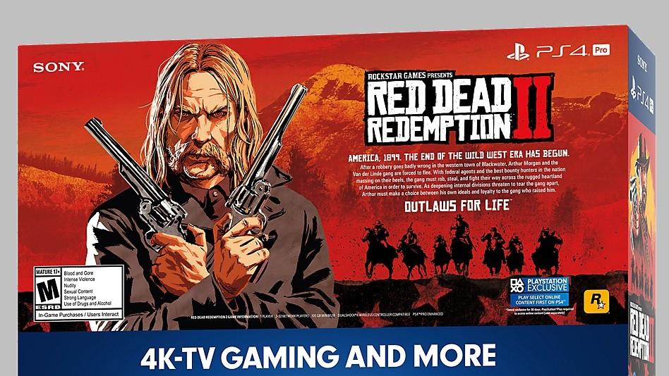 Red Dead Redemption 2: Spiel genehmigt sich 105 GB Speicherplatz