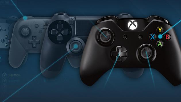 Steam-Statistik: PC-Spieler nutzen am liebsten die Xbox-Controller