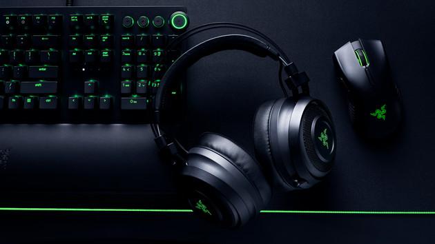 Razer Nari Ultimate: Drahtloses Gaming-Headset mit Vibrationsmotor