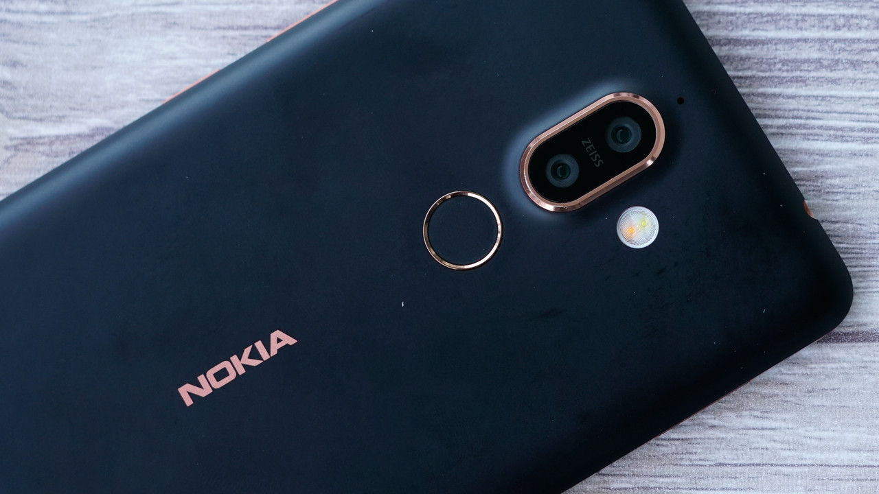 Update: Nokia 7 Plus erhält Android 9 Pie