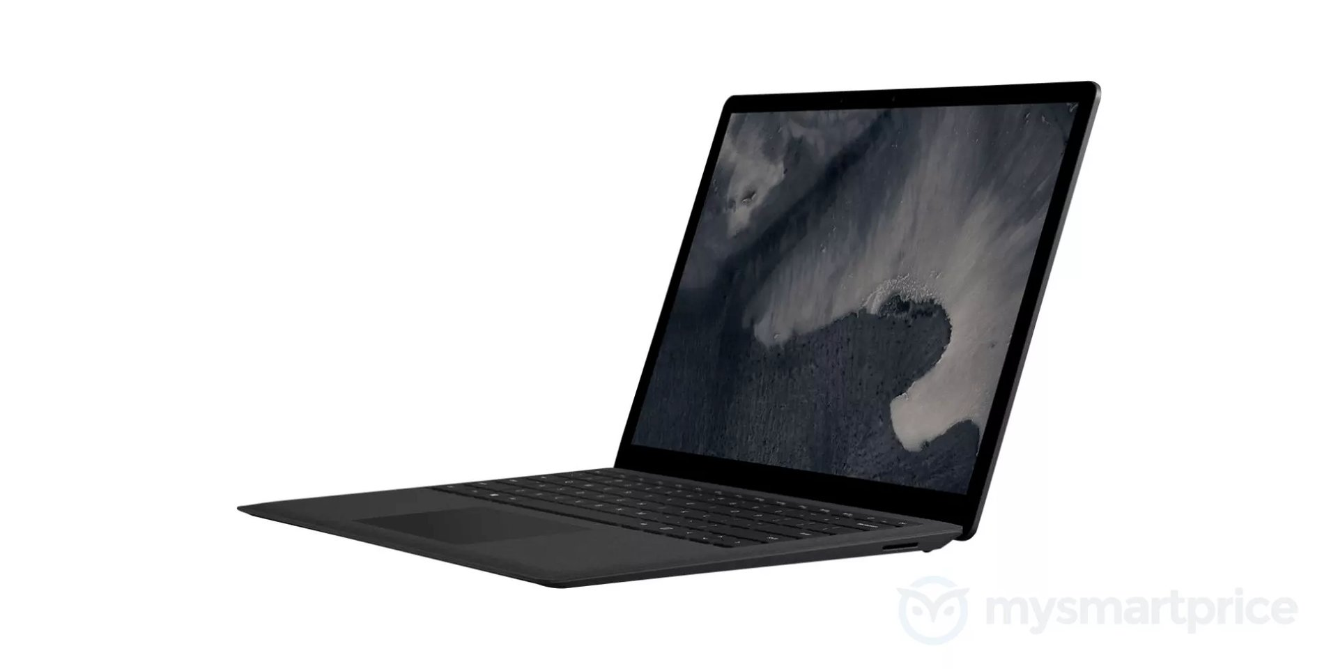 Microsoft Surface Laptop 2 in Schwarz