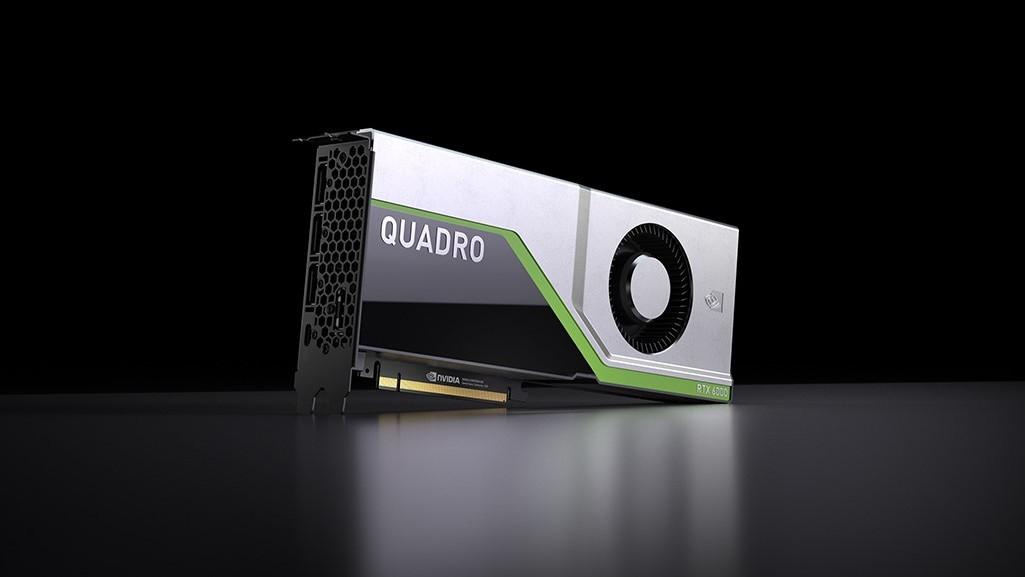 Turing für Profis: Nvidia Quadro RTX 6000 und RTX 5000 vorbestellbar
